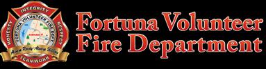 Fortuna Volunteer Fire Department Logo