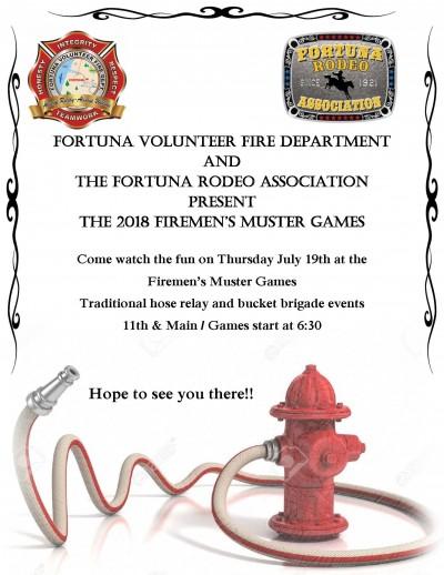 Fireman Muster